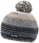 Eisbär - Kunita Pompon MÜ - Mütze Gr One Size grau/schwarz