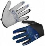 Endura - Hummvee Lite Handschuh II - Handschuhe Gr L grau/blau/schwarz