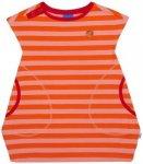 Finkid - Kid's Mansikka - Kleid Gr 80/90 rot/orange