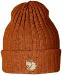 Fjällräven - Byron Hat - Mütze Gr One Size braun/rot
