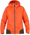 Fjällräven - Women's Bergtagen Jacket - Softshelljacke Gr L orange/rot