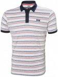 Helly Hansen - Fjord Polo - Polo-Shirt Gr M grau