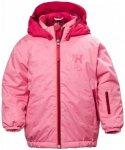 Helly Hansen - Kid's Snowfall Print Ins Jacket - Skijacke Gr 3 Years;5 Years bla