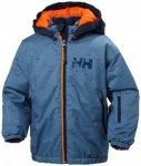 Helly Hansen - Kid's Snowfall Print Ins Jacket - Skijacke Gr 3 Years blau