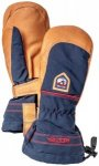 Hestra - Kid's Narvik Wool Terry Mitt - Handschuhe Gr 5 blau/beige