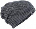 Icebreaker - Skyline Slouch Beanie - Mütze Gr One Size schwarz/grau