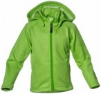 Isbjörn - Kid's Panda Fleece Hoody - Fleecejacke Gr 110/116 grün