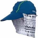 Isbjörn - Sun Cap Baby & Kids - Cap Gr 52/54 blau/grau