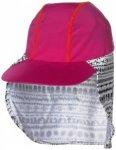 Isbjörn - Sun Cap Baby & Kids - Cap Gr 48/50 grau/rosa