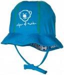 Isbjörn - Sun Hat Baby - Hut Gr 44 - 46 blau