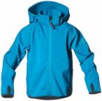 Isbjörn - Wind & Rain Block Jacket Kids - Softshelljacke Gr 110/116 blau
