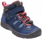 Keen - Kid's Hikeport Mid WP - Multisportschuhe Gr 8K blau