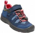 Keen - Kid's Hikeport WP - Multisportschuhe Gr 8K blau