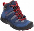 Keen - Youth Hikeport Mid WP - Multisportschuhe Gr 3;4;5 blau