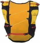 La Sportiva - Trail Vest - Trailrunningrucksack Gr S orange/schwarz