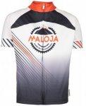 Maloja - Kid's NicolaB. - Radtrikot Gr L;M;S;XL;XXL grau/schwarz/weiß