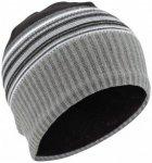 Marmot - Boy's Striper Hat - Mütze Gr One Size grau/schwarz