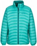 Marmot - Girl's Aruna Jacket - Daunenjacke Gr L;M;S;XS türkis;rot