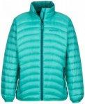 Marmot - Girl's Aruna Jacket - Daunenjacke Gr XS türkis