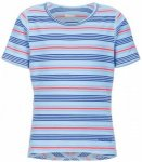 Marmot - Girl's Gracie S/S - T-Shirt Gr S grau/blau/rosa