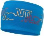 Montura - Step Light Band - Stirnband Gr M blau