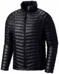 Mountain Hardwear - Ghost Whisperer Down Jacket Gr S schwarz