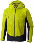 Mountain Hardwear - Quasar Lite II Jacket - Hardshelljacke Gr L;M;S;XL schwarz;r