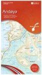 Nordeca - Wander-Outdoorkarte: Andoya 1/50 Auflage 2011
