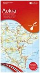 Nordeca - Wander-Outdoorkarte: Aukra 1/50 Auflage 2012