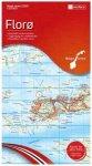 Nordeca - Wander-Outdoorkarte: Florø 1/50 Auflage 2012
