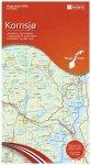 Nordeca - Wander-Outdoorkarte: Kornsjø 1/50 Auflage 2011