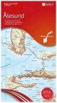 Nordeca - Wander-Outdoorkarte: Ålesund 1/50 Auflage 2012