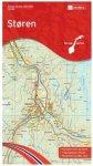 Nordeca - Wander-Outdoorkarte: Støren 1/50 Auflage 2015