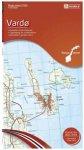 Nordeca - Wander-Outdoorkarte: Vardø 1/50 Auflage 2012