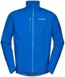 Norrøna - Bitihorn Aero100 Jacket - Windjacke Gr S blau