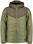 O'Neill - Transit Jacket - Kunstfaserjacke Gr L grau/oliv