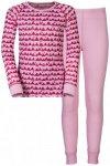 Odlo - Set Shirt L/S Pants Long Warm Kids - Kunstfaserunterwäsche Gr 104;116;12