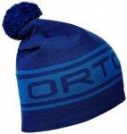 Ortovox - Beanie Logo Band - Mütze Gr One Size blau