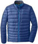 Outdoor Research - Transcendent Down Sweater - Daunenjacke Gr S blau