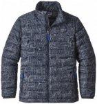 Patagonia - Boys' Down Sweater - Daunenjacke Gr L;M;S;XL blau;blau/schwarz