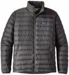 Patagonia - Down Sweater - Daunenjacke Gr L schwarz/grau