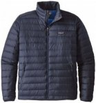 Patagonia - Down Sweater - Daunenjacke Gr L schwarz/blau