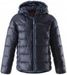 Reima - Kid's Petteri Winter Jacket - Winterjacke Gr 122;134;140 rot;schwarz/gra
