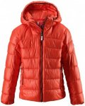 Reima - Kid's Petteri Winter Jacket - Winterjacke Gr 122 rot