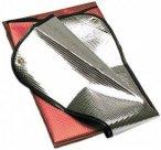 Relags - Reflex Rettungsdecke Gr 200 x 120 cm rot/grau