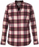 Royal Robbins - Women's Merinolux Plaid Flannel - Bluse Gr M;S;XS grau/schwarz/b