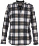 Royal Robbins - Women's Merinolux Plaid Flannel - Bluse Gr S grau/schwarz