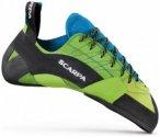 Scarpa - Mago - Kletterschuhe Gr 37 schwarz/grün
