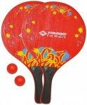 Schildkröt - Beachball Set XL rot/schwarz