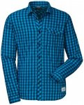 Schöffel - Shirt Miesbach1 - Hemd Gr XL blau